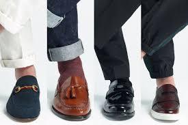 Mặc đẹp với giày foafer nam nâng chiều cao.